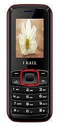I KALL K19 Dual Sim 1.8 Inch display Mobile- Black,Red
