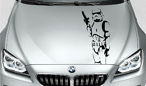 Star Wars stormtrooper (3) (Black 8