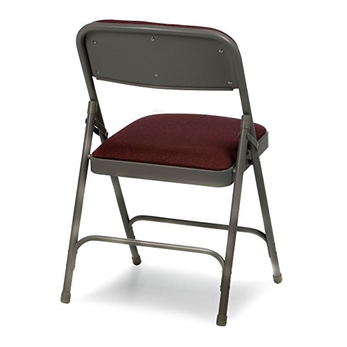 National Public Seating 2200 Series Steel Frame Upholstered Premium Fabric Se