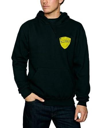 Plastic Head Judge Dredd Emo Kids HSW Men's Sweatshirt Black Small