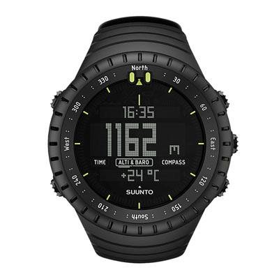 Suunto 2013 Core Outdooor Altimeter Barometer Watch (Black Military)