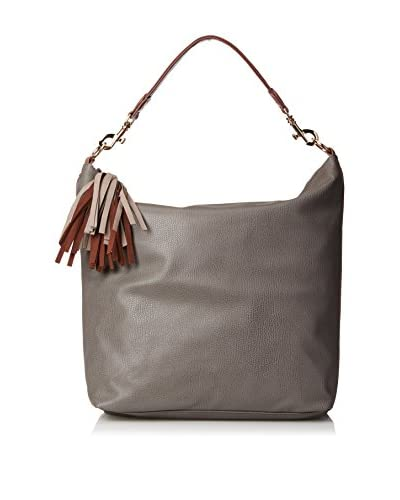 Deux Lux Women's Mayfair Hobo, Slate