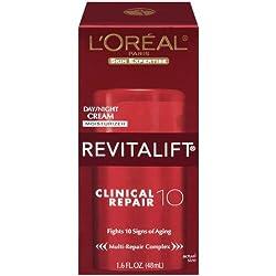 LOreal Paris Revitalift Revitalift Clinical Repair 10 Day/Night Cream 1.6 Fluid Ounce