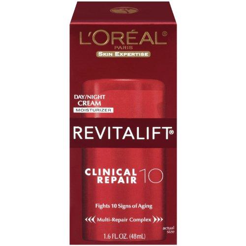 L'Oreal Paris Revitalift Revitalift Clinical Repair 10 Day/Night Cream, 1.6 Fluid Ounce front-383995