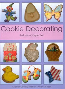 Autumn Carpenter Cookie Decorating