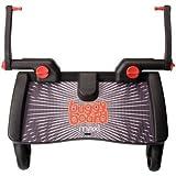 Valued Lascal Buggyboard Maxi - Cleva Edition ChildSAFE Door Stopz Bundle