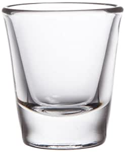 Anchor Hocking 12-Pack Heavy Base Shot Glass Set, 1.5-Ounce