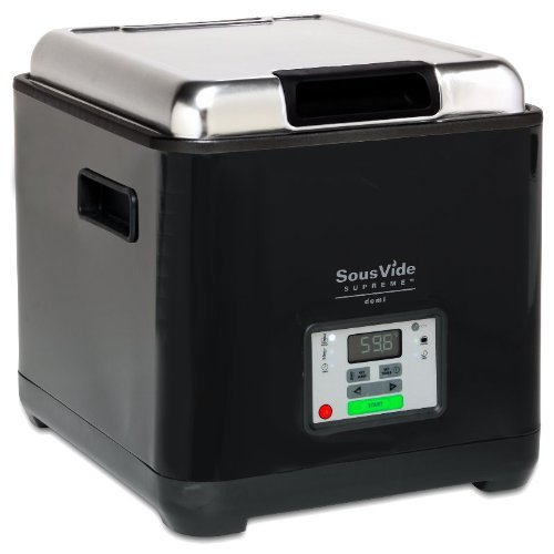 Sousvide supreme bagno termostatico per la cottura a - Alimenti per andare in bagno ...