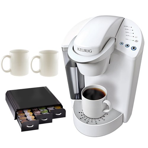 "Why Choose Keurig 20217 K45 Elite Premium Coffee System + Mind Reader ""Anchor"" Coffee Pod ..."