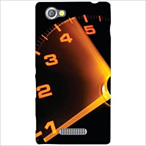 Sony Xperia M Back Cover - Abstract Designer Cases