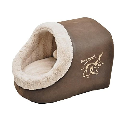 vadigran-mobilier-pour-chien-igloo-ranch-45-x-36-x-35-cm