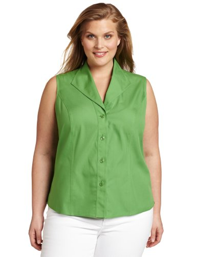 Jones New York Women's Sleeveless Blouse