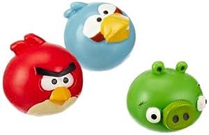 IMC TOYS 542051 - Angry Birds Masems Pack 3 Muñecos