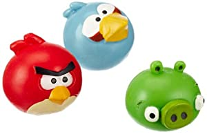 Angry Birds 35089 - Mashems Pack of 3