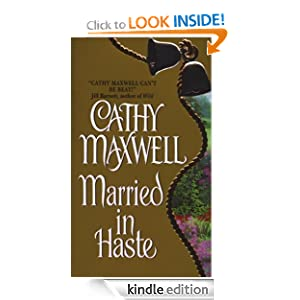 Married in Haste (Marriage)