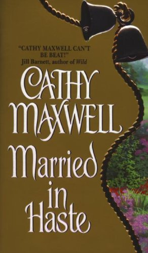 Married in Haste (Marriage) by Cathy Maxwell