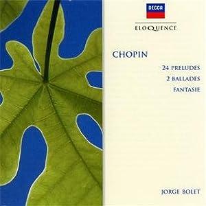 Chopin: 24 Preludes / Ballades Nos 2 & 4