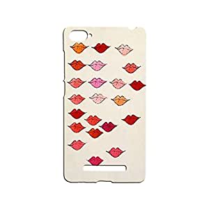 G-STAR Designer Printed Back Case / Back Cover for Xiaomi Mi4i (Multicolour)