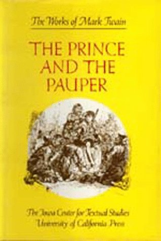 The Prince and the Pauper (Works of Mark Twain), MARK TWAIN