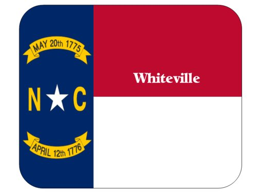 Whiteville Mouse Pad