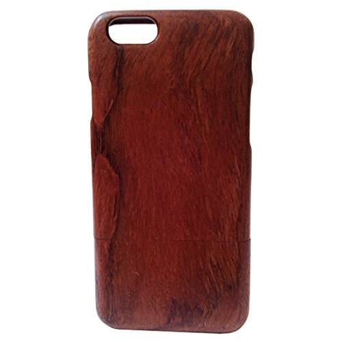Handcrafted Hua Li Wood 100% Iphone 6 Wooden Case,Wood Case For Iphone6 4.7 Inch,Iphone 6 Cases,Case Iphone 6,Natural Wood Design Hard Back Skin Cover Shell For Iphone 6