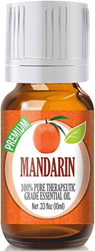 Mandarin 100% Pure, Best Therapeutic Grade Essential Oil - 10ml