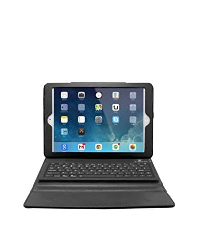 Unotec Funda Con Teclado Bluetooth iPad Air Y Air2 Negro