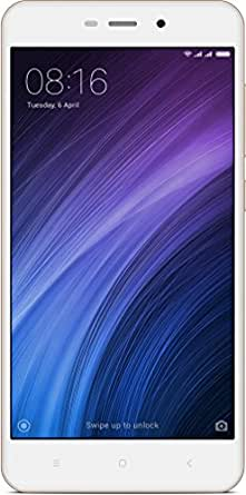 Redmi 4A (Gold, 16GB)