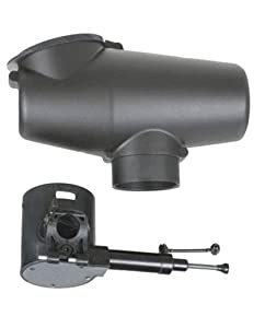 Tippmann Cyclone Feeder System for Custom 98, Alpha Black Elite and Project Salvo markers