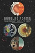 The Hitchhiker's Guide to the Galaxy: the Trilogy of Four: A Trilogy in Four Parts by Douglas Adams cover image
