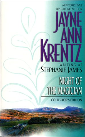Night Of The Magician (Silhouette Promo), STEPHANIE JAMES