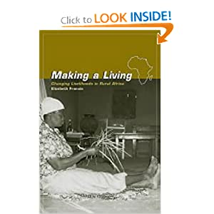 Making a Living: Rural Existence in Africa