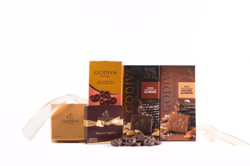 Wine.com Signature Chocolates Containing Godiva