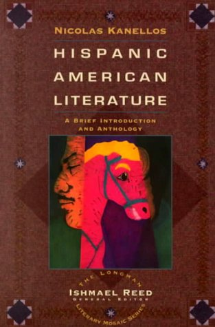Hispanic-American Literature: A Brief Introduction and Anthology
