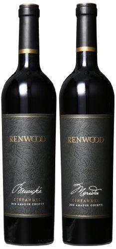 2011 Renwood Winery Merida & Bewicks Mixed Pack 2 X 750 Ml In Gift Box