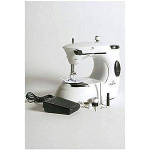 Smartek Usa Mini Sewing Machine Wpedal by Smartek USA