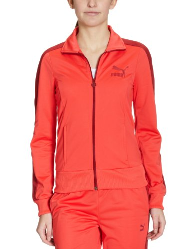 Puma Women's Heroes T7 Jacket Tracksuit Top -