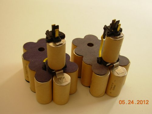 Rebuild Kit Dewalt Dw9091 Xr 14 4 Volt 2 2 Amp Hour Nicd
