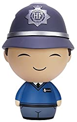 Funko Dorbz: Hot Fuzz-Butterman Action Figure