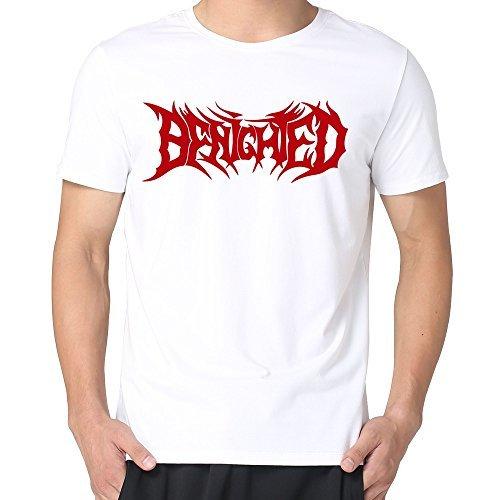 CRIS Cool Bank Julien Truchan Benighted T Shirts For Men