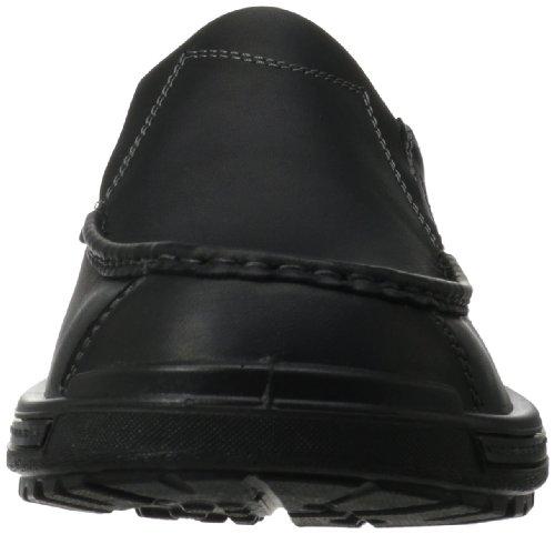 大码福利:ecco 爱步 Iron Slip On 铁人 男士真皮乐福鞋美国亚马逊