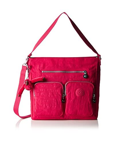 Kipling Schultertasche Tasmo pink