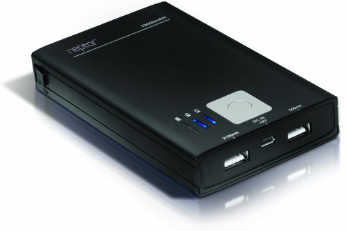 Eagle Tech USA Neptor True 10000mAh External Photo