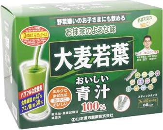 大麦若葉おいしい青汁 (シェーカー付) 3g*88包
