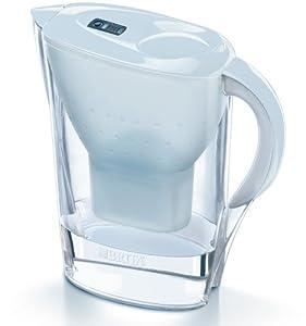 Brita Marella 100002 - Jarra purificadora de agua, 2,4 litros