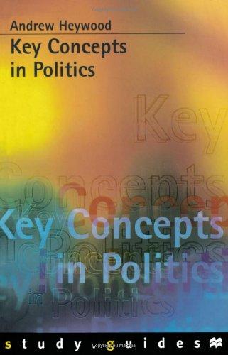 Basic Concepts in Politics