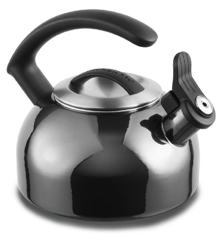 Clear Tea Kettle