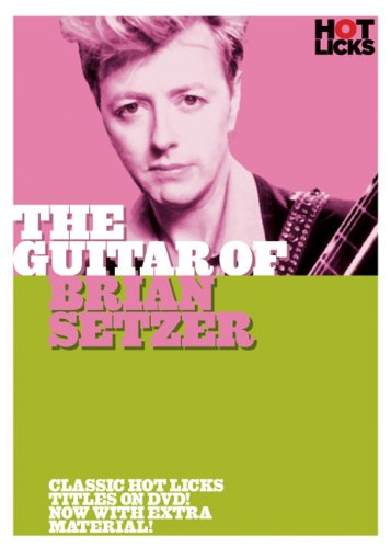 Guitar of Brian Setzer [DVD] [Import]