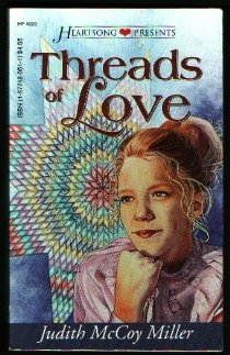 Image for Threads of Love (Heartsong Presents #223)
