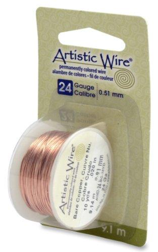 Artistic Wire 20-Gauge Antique Bras…